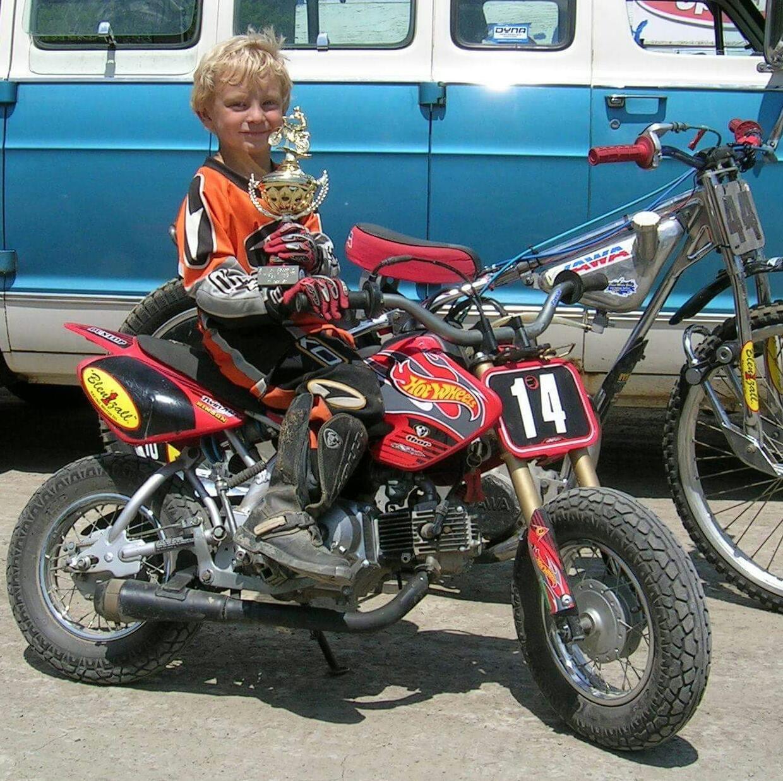American Flat Track News - Dalton Gauthier: The Comeback Kid